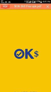 အလကားေနရင္းဖုန္းေဘလ္ ဖိုးရွာၾကမယ္ with OK$...