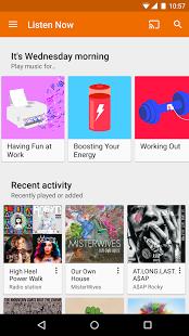 merupakan aplikasi musik bawaan android yang sangat fenomenal sekali yang memang sudah te Mengaktifkan Suara Bass di Google Play Musik Android