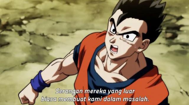 Dragon Ball Super Episode 120 Subtitle Indonesia