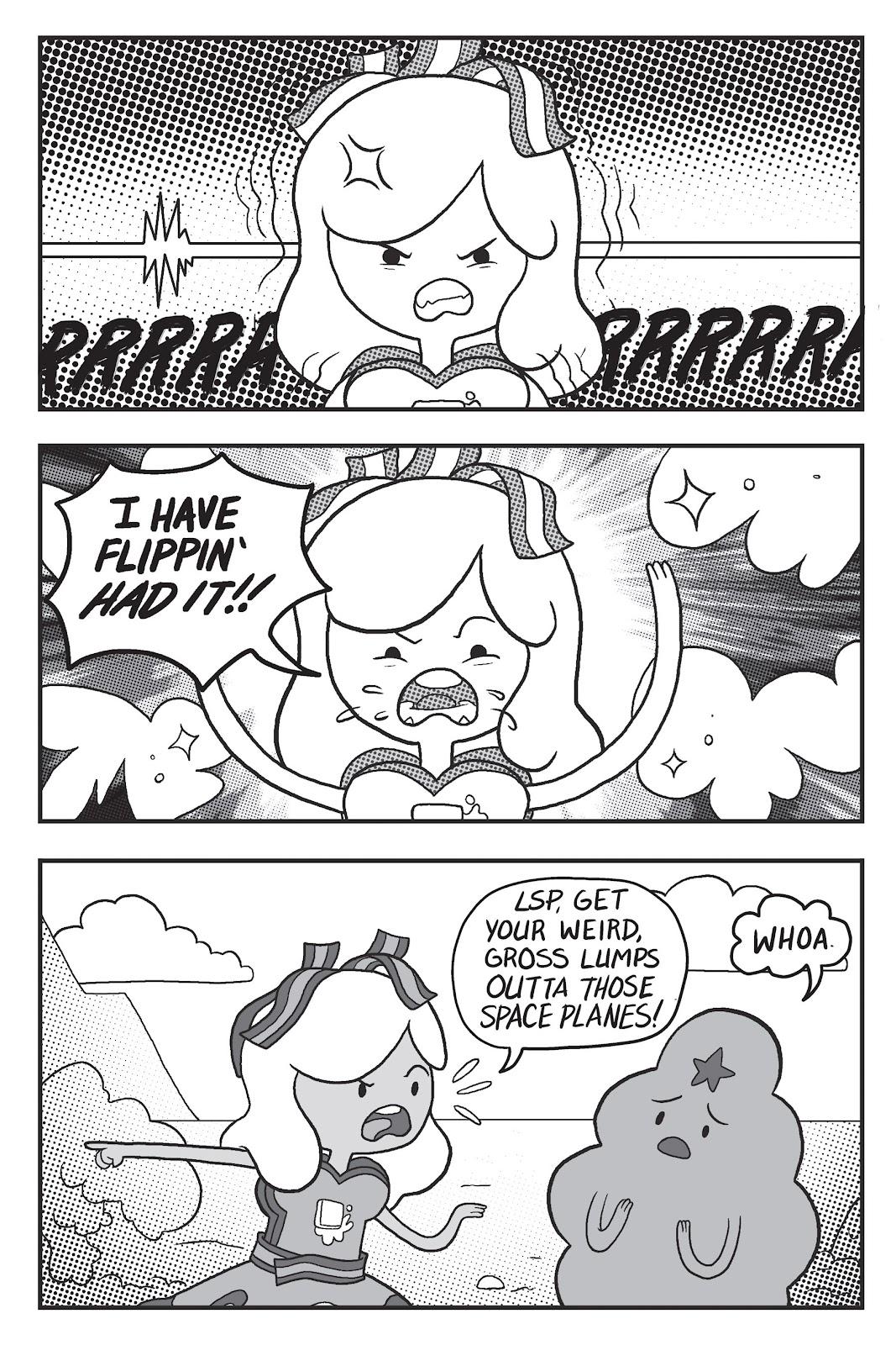 Read online Adventure Time: Pixel Princesses comic -  Issue # Full - 112