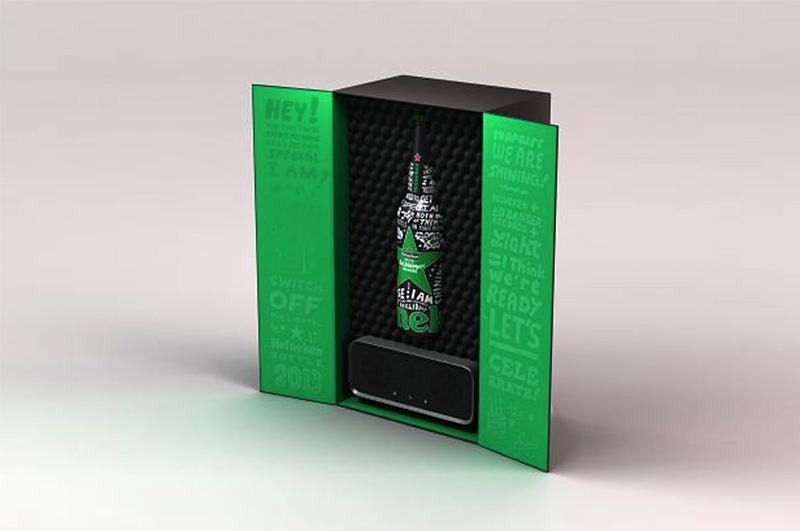 Heineken X Ed Banger limited edition