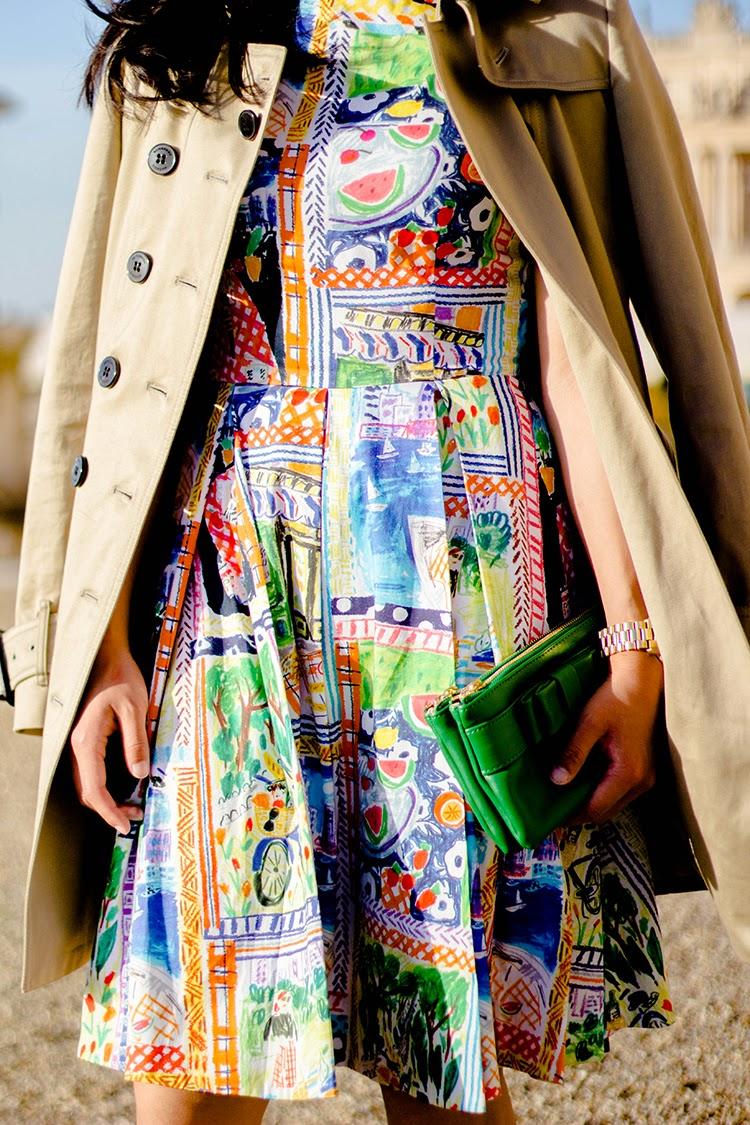 Kate Spade Picnic Mariella Dress (+ Kate Spade Friends & Family Sale Picks)