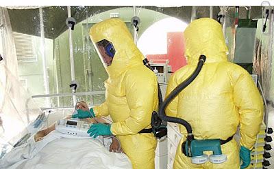 Ebola hakkında bilgiler