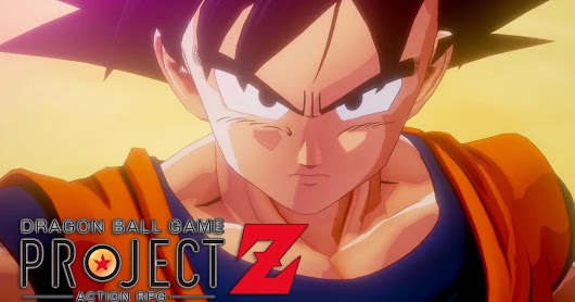 Dragon Ball Projetc Z - RPG de anime ganha trailer