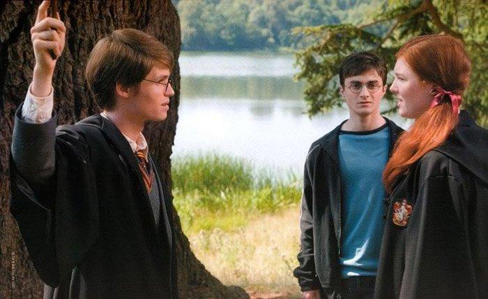 Fotos de cenas deletadas dos filmes de 'Harry Potter' são divulgadas | Ordem da Fênix Brasileira