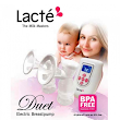 Lacte: Duet Electric Breastpump