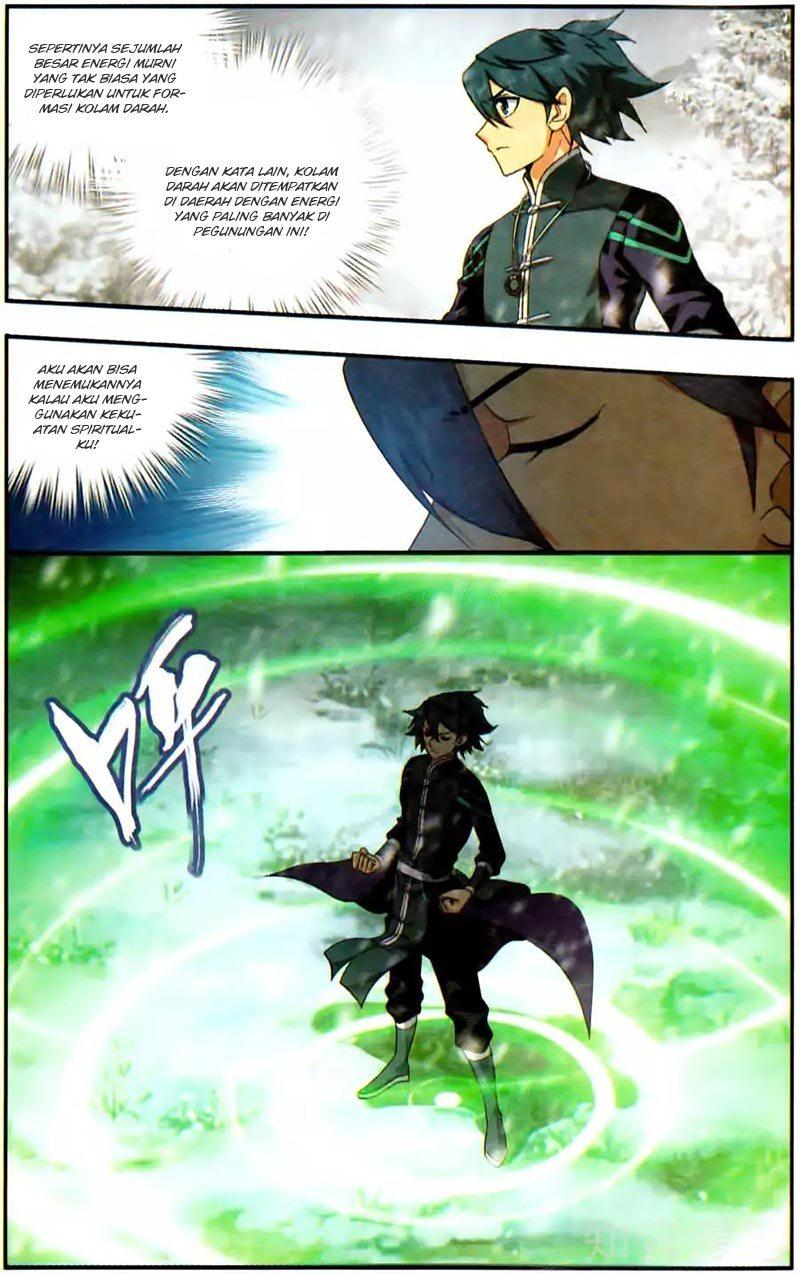 Battle Through Heaven Chapter 232-20