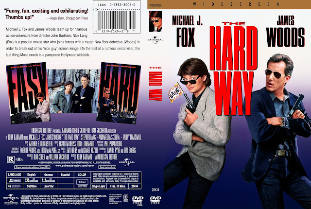 The Hard Way DVD Cover