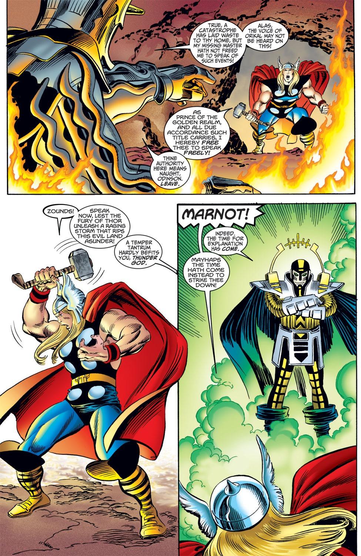 Thor (1998) Issue #9 #10 - English 17
