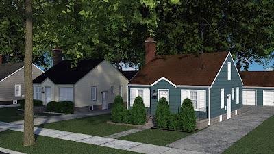 Collective3d Neighborhood Block 1: Part B