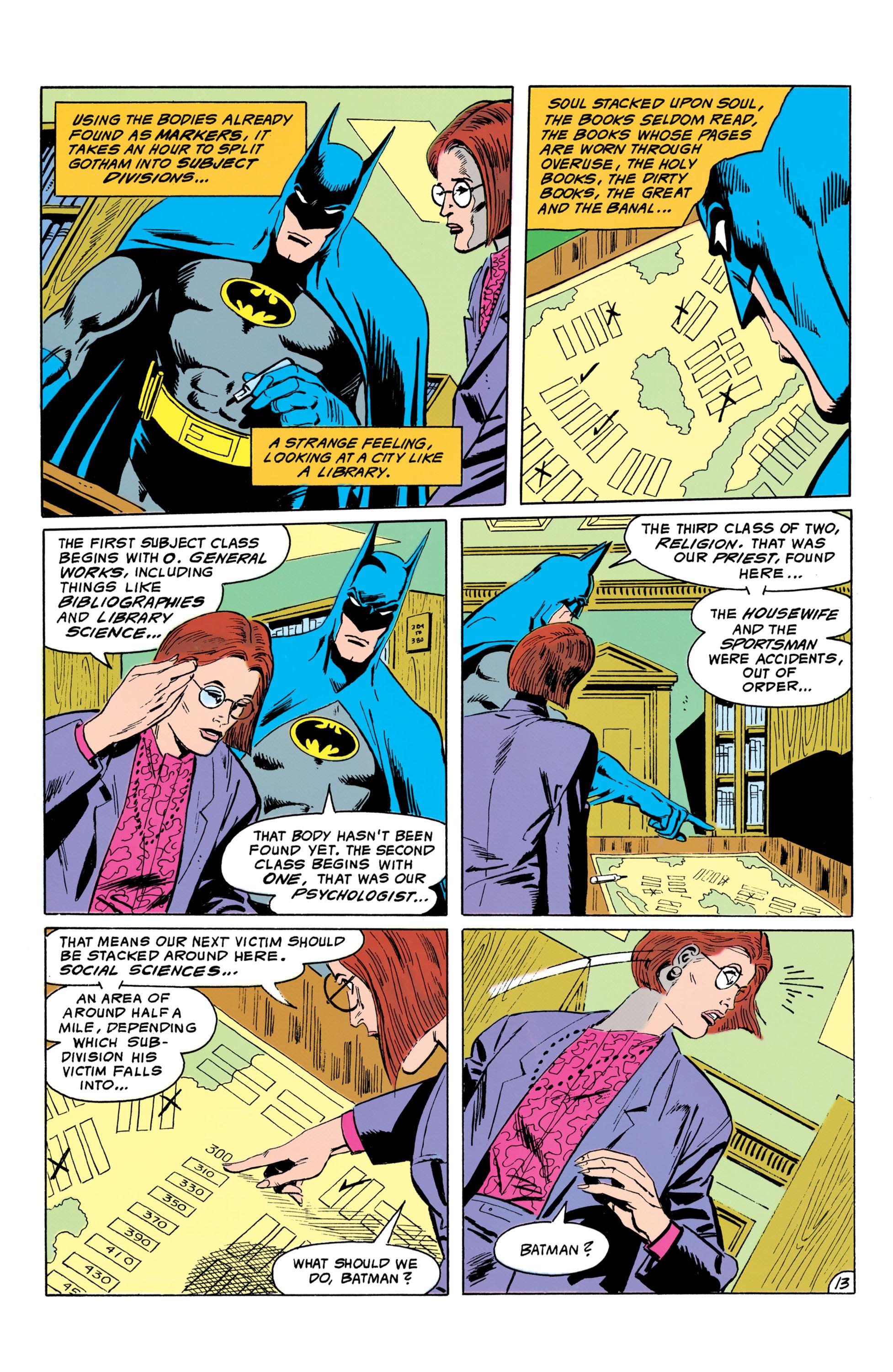 Detective Comics (1937) 643 Page 13