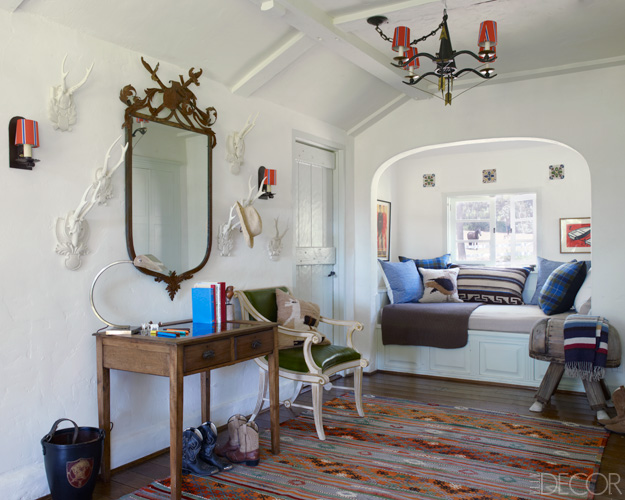 Reese Witherspoon's Home in Elle Decor