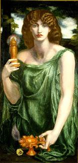 Mnemosyne, a deusa da memória