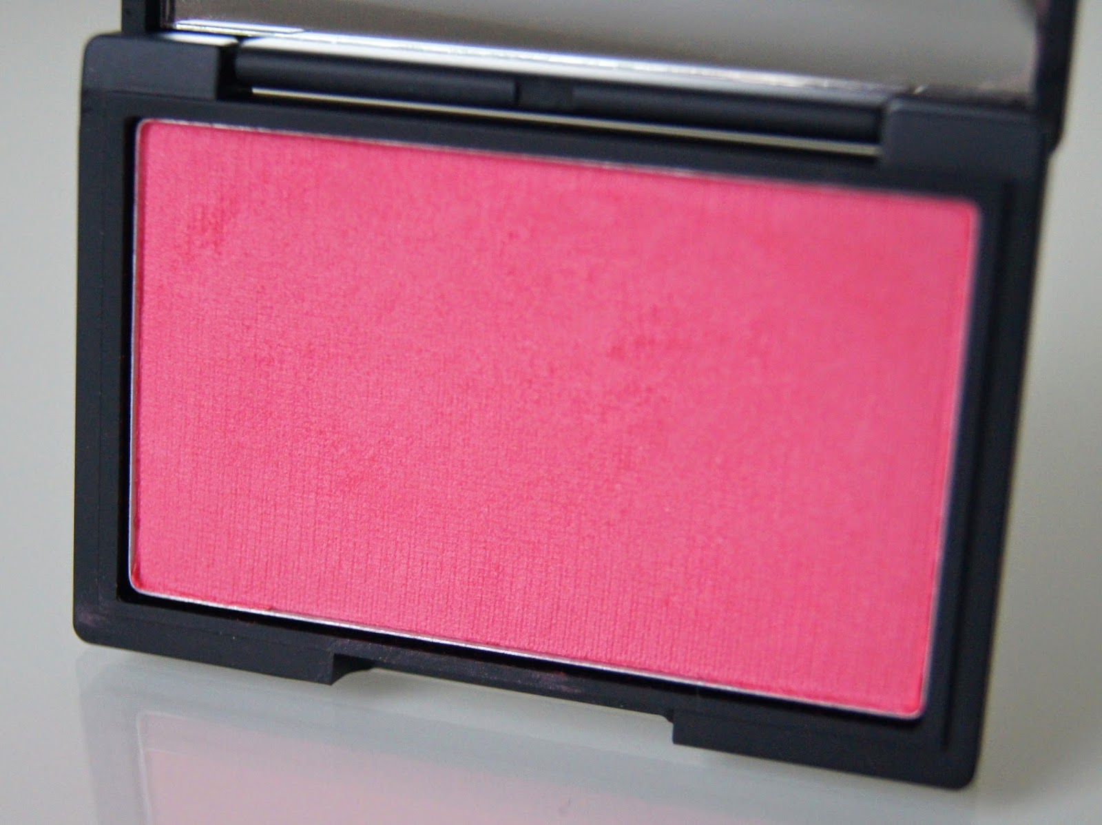 sleek flamingo blush review