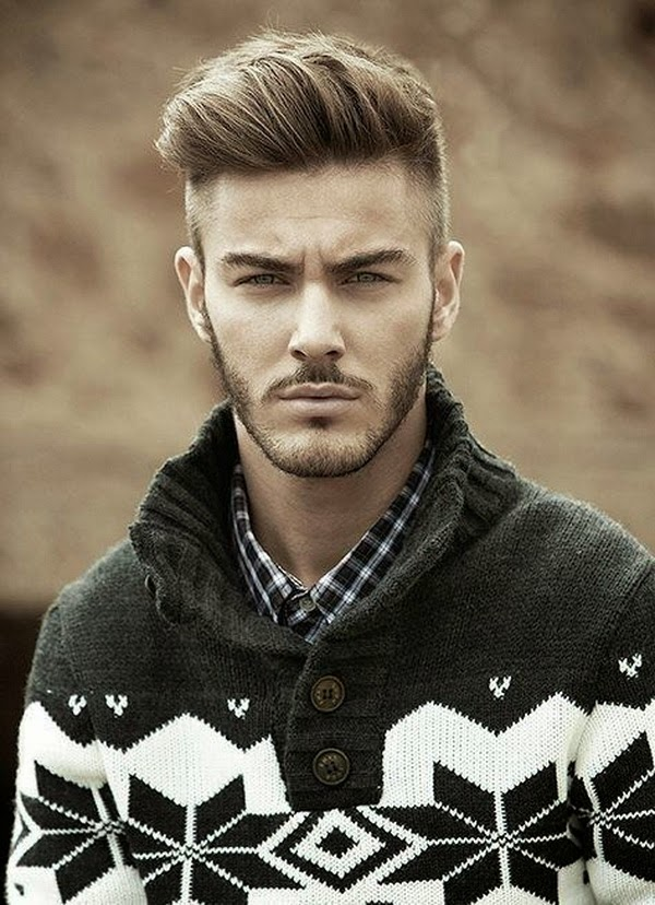Amazing Men New Hairstyles Of 2015 2016 Fashionip Short Hairstyles Gunalazisus