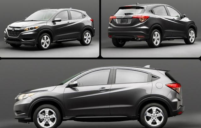 Modifikasi Mobil Honda HRV Minimalis Modern
