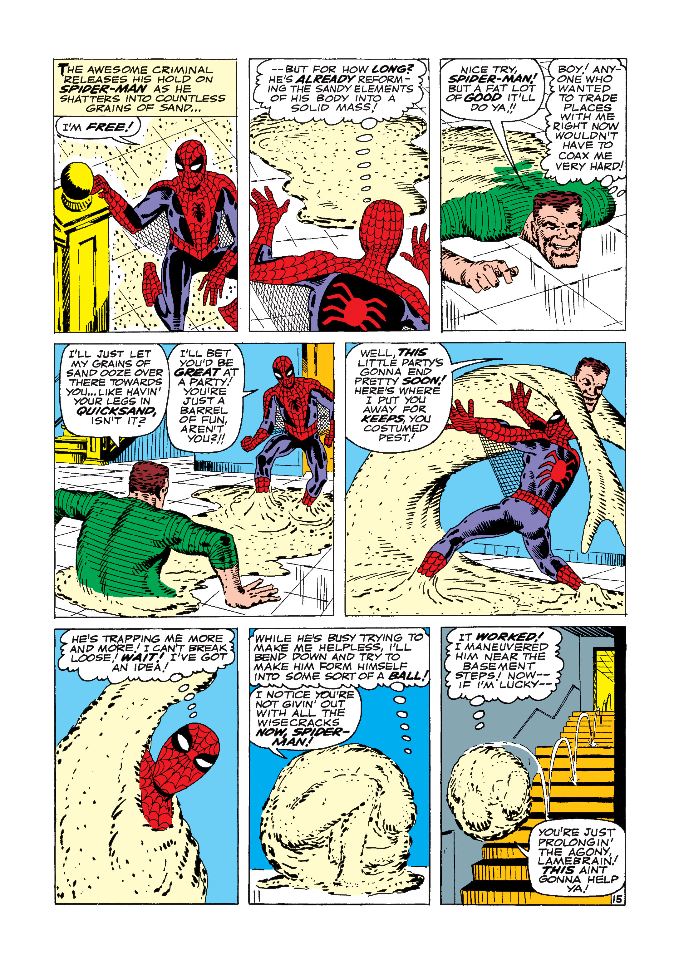 The Amazing Spider-Man (1963) 4 Page 15