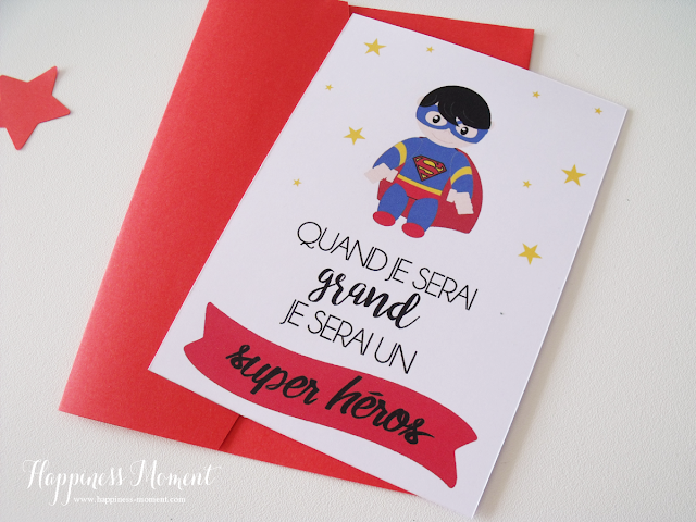 Carte Superman