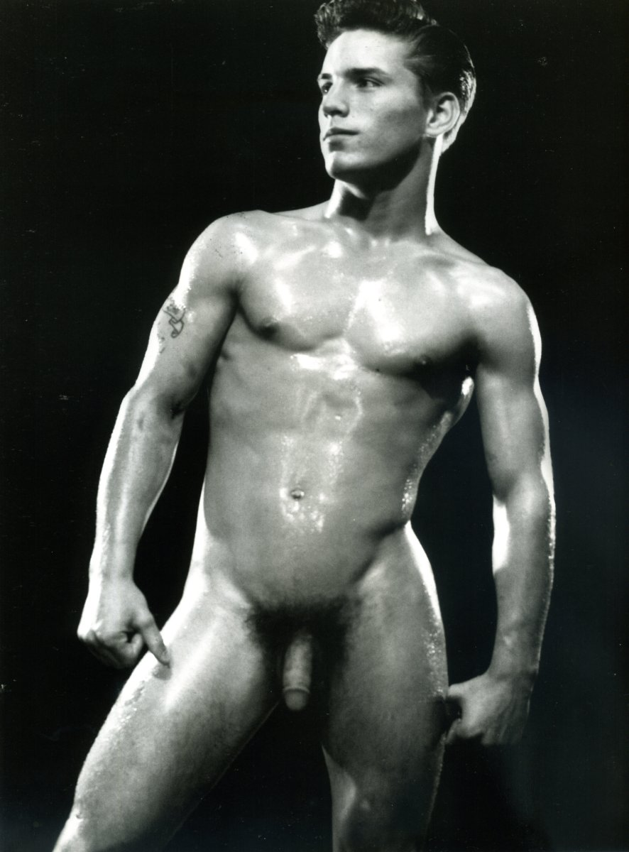 The Stars Come Out To Play Joe Dallesandro - Naked -9130