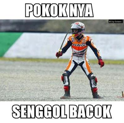 10 Meme 'Moto GP' Ini Bikin Cepet Pengen Ngakak