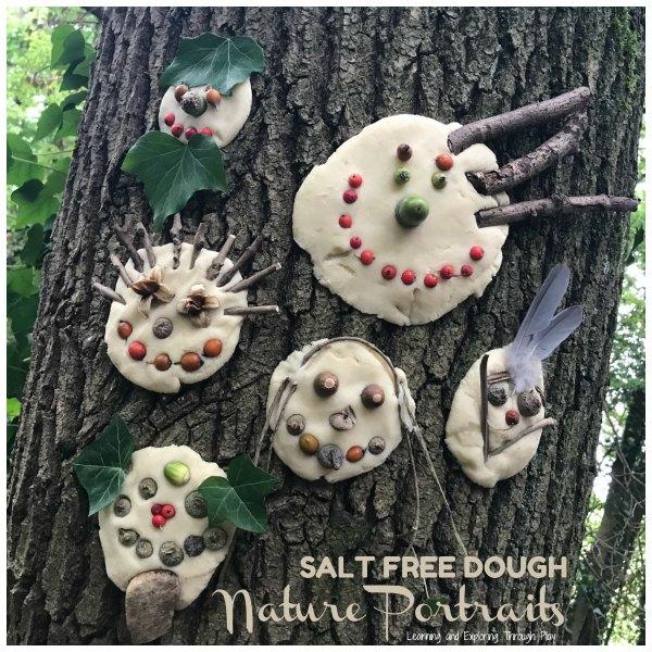Dough Nature Portraits