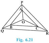 Triangles Exercise 6.2 Question No. 6