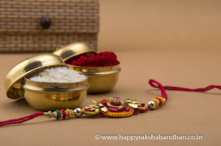 Rakhi, The Golden Thread