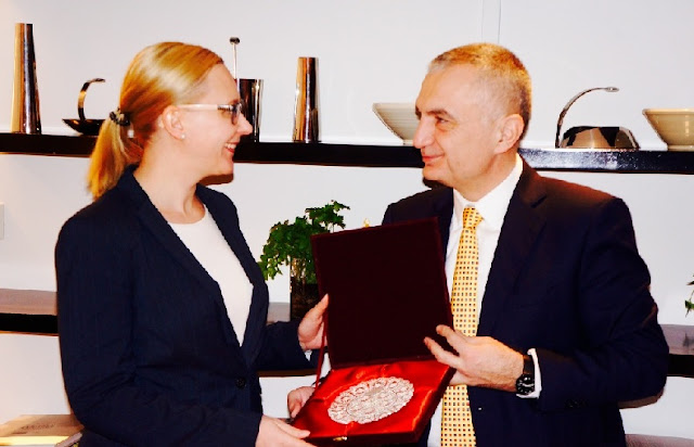 Finland supports the European integration of Albania