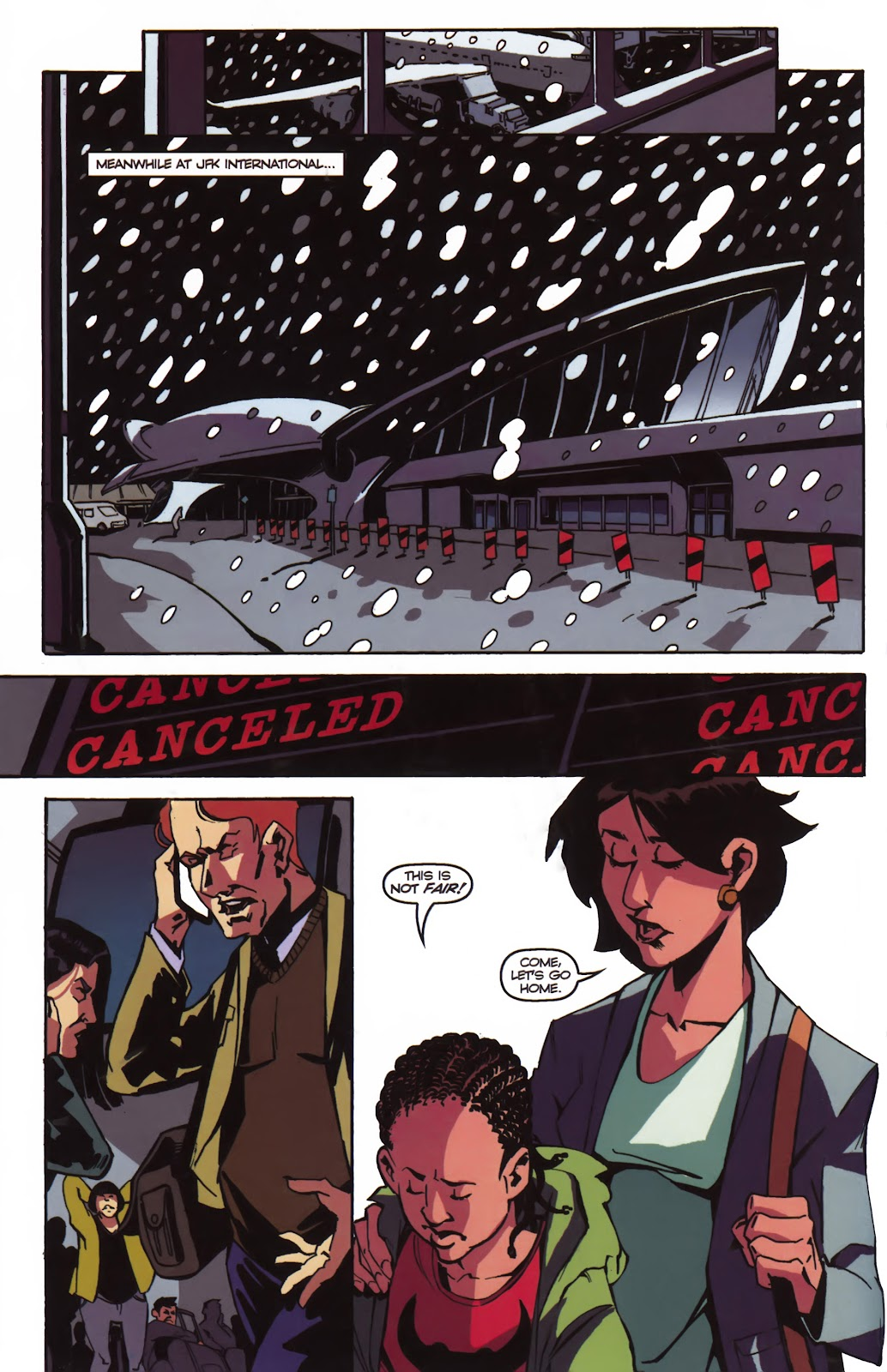 Read online Ricky Rouse Has A Gun comic -  Issue # TPB (Part 1) - 61
