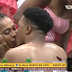 Big Brother Nigeria housemates engage in another kissing contest (photos/video)