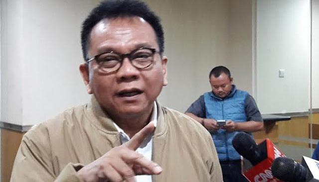 Tanggapi Aksi 22 Mei di KPU, M Taufik: Kami Tak Bisa Menghalangi Gerakan Rakyat
