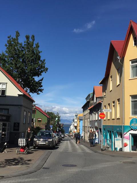 Reykjavik iceland jojoebi