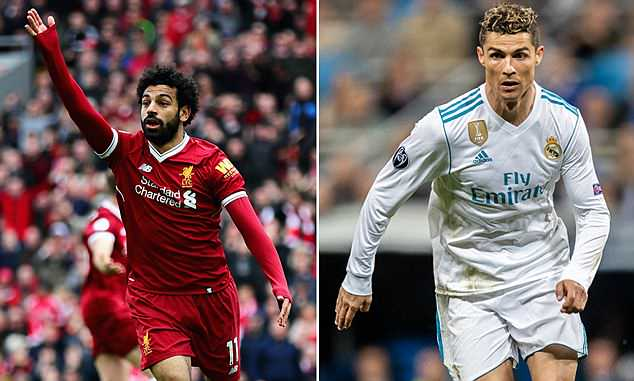 Rekor Pertandingan Antara Real Madrid vs Liverpool