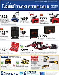 ⭐ Lowes Ad 1/23/20 ⭐ Lowes Weekly Ad January 23 2020