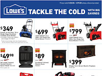 Lowes Weekly Sales Flyer January 23 - 29, 2020