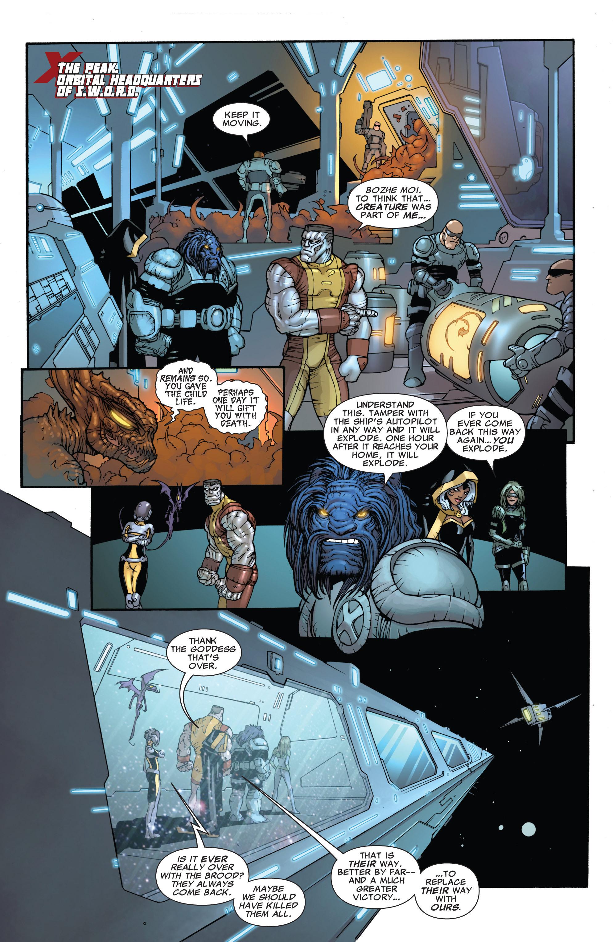 Read online Astonishing X-Men (2004) comic -  Issue #42 - 18