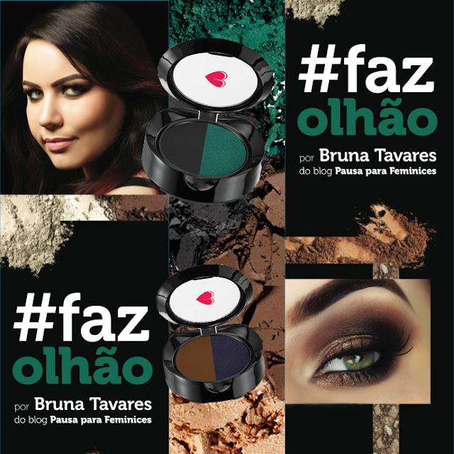 Linha #FazOlhão quem disse, berenice? Bruna Tavares