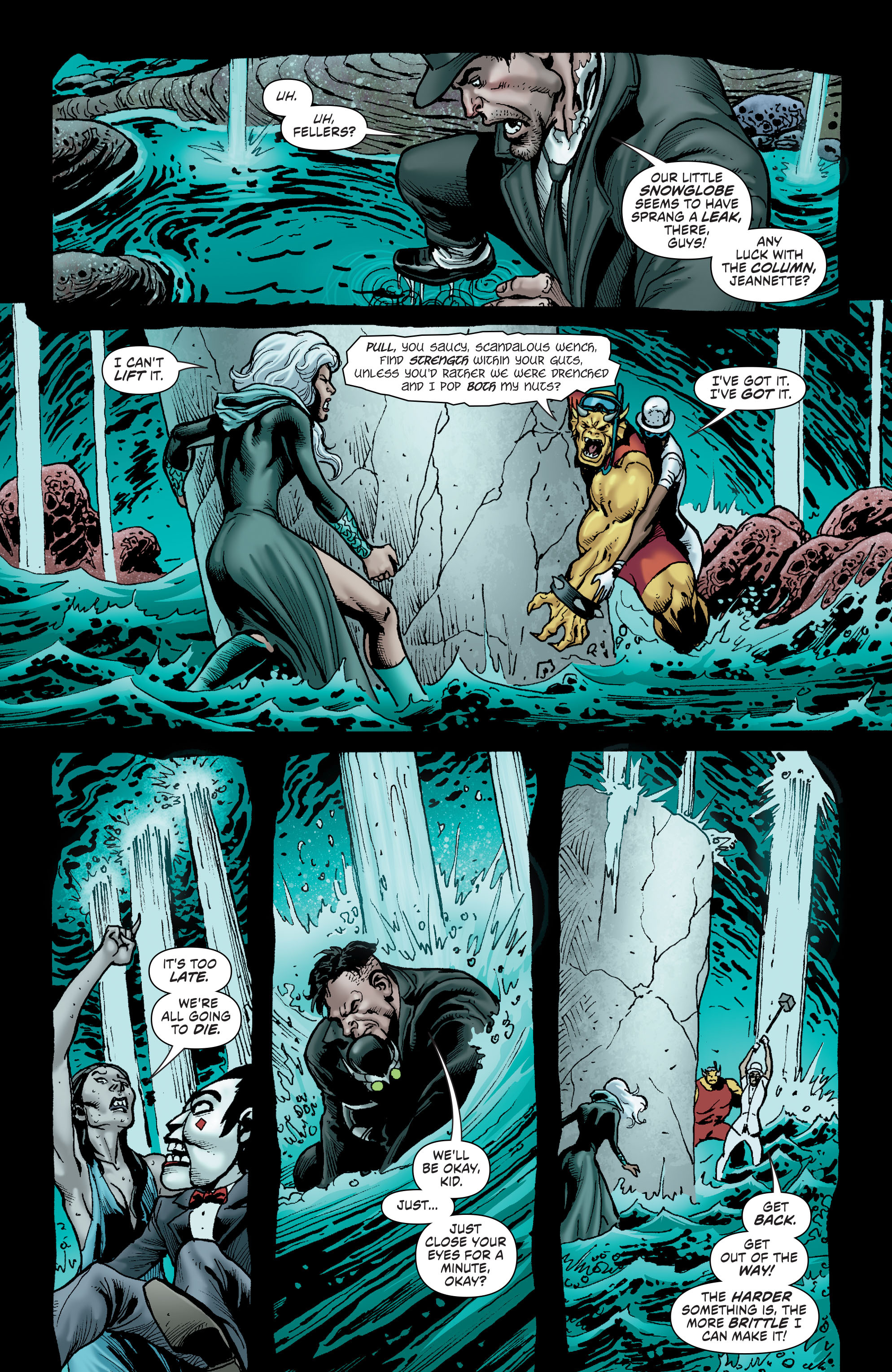 Read online Secret Six (2015) comic -  Issue #9 - 7