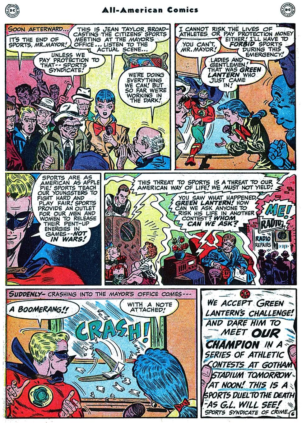 Read online All-American Comics (1939) comic -  Issue #98 - 8