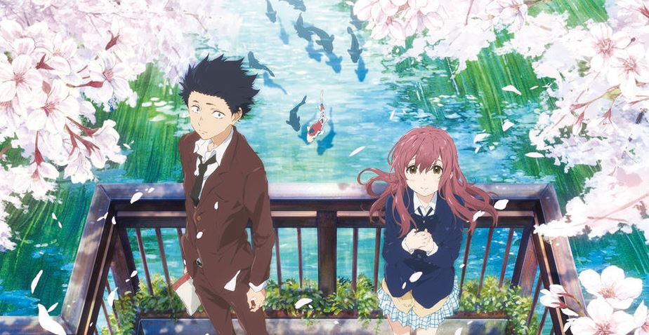 "Koe no Katachi она же ""Форма голоса"" - My Anime Shelf"