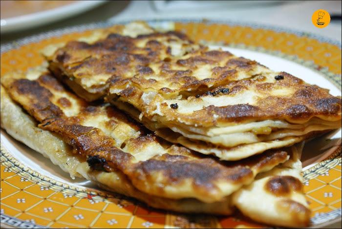 Torta Pekinesa (9.80€) Restaurante el Bund Madrid Arturo Soria