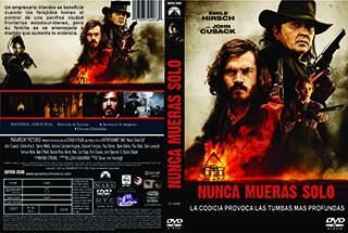 Never Grow Old - Nunca mueras solo - Cover DVD + Bluray