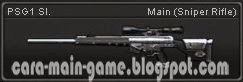 Senjata Point Blank PSG1 Sl.