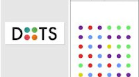 Gioca Dots su iPhone e Android e collega i punti colorati