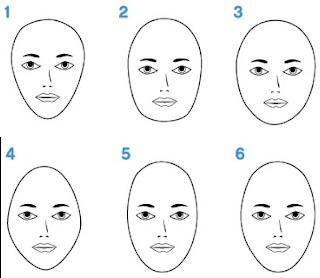 makeup beauty  diy's determine your face shape it's
