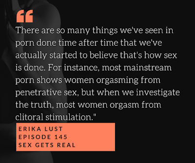 cine porno dirigido por mujeres como Erika Lust contra tópicos sexuales