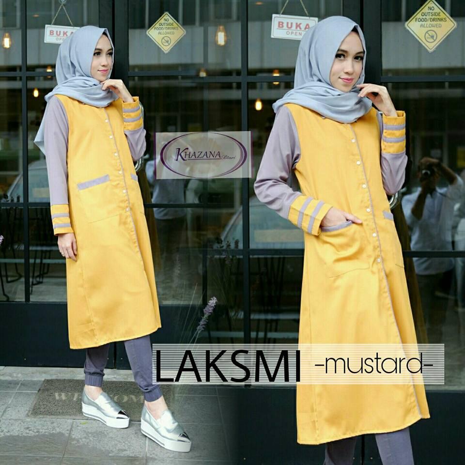 Laksmi Tunik By Khazan Btari Melody Fashion