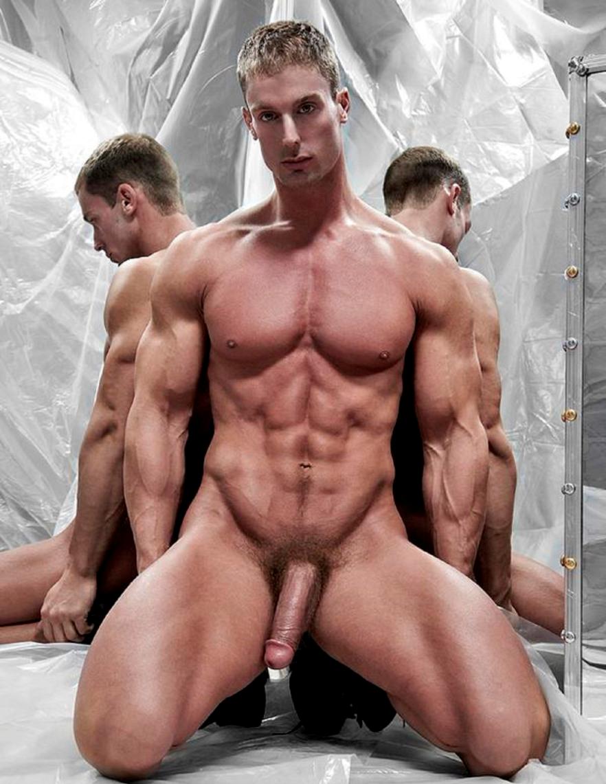 Trevor Adams Hot Nude Shoot Jorge Rivas Photos