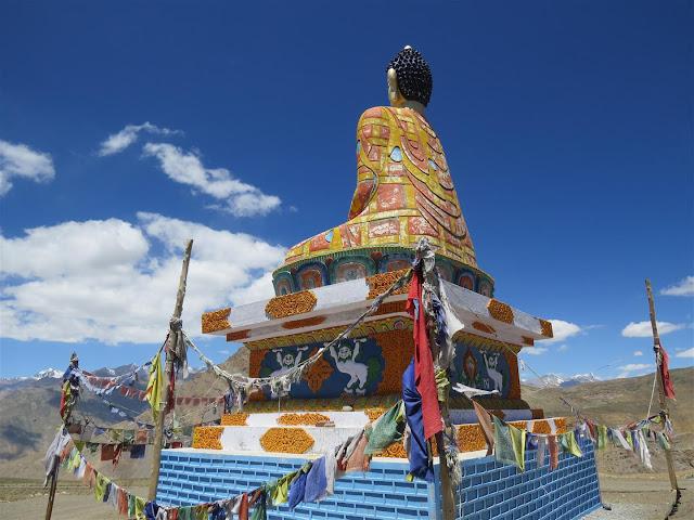 Langza - Buddha Statue