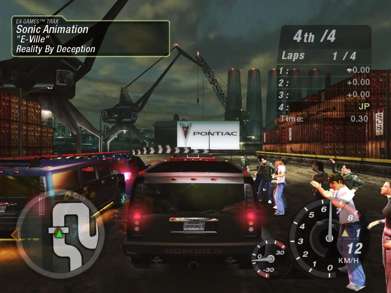 need for speed underground 2 pc full espa ol mega. Black Bedroom Furniture Sets. Home Design Ideas